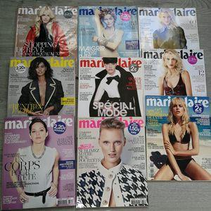 Donne lot de magazines