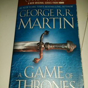 Livre Game of Thrones  a game of thrones