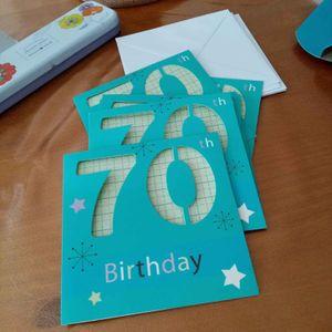 8 cartes 70 ans