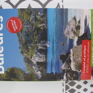 """Guide touristique Nouvelle édition """"Baléares"""""""