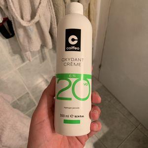 Oxydant crème