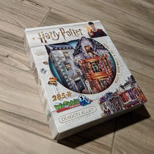 Puzzle 3D Harry Potter weasley's wizard wheezes