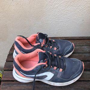 Chaussures Running femme kalenji T. 37