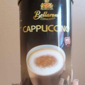 Cappuccino entamer
