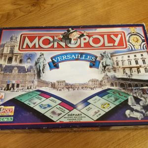 Monopoly versailles