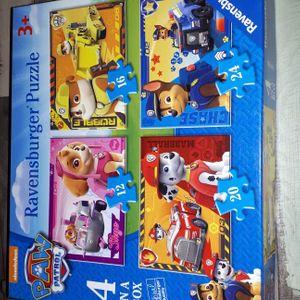 Lot 3 puzzles