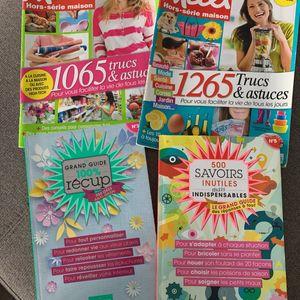 Magazine «trucs et astuces»