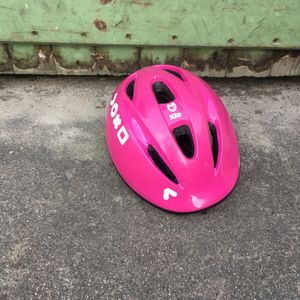 Casque vélo fille