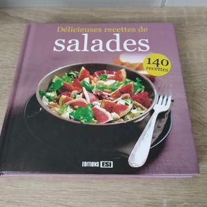 140 RECETTES DE SALADES