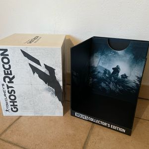 Boîte vide collector ghost recon breakpoint