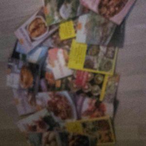 Donne 23 livre de cuisine tous en très bonne etat