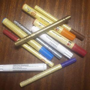 Lot de stylos pour vetements