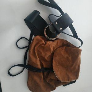 Petit sac avec ceinture