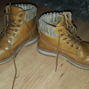 Chaussures beiges