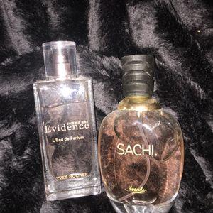 Lot 2 parfums