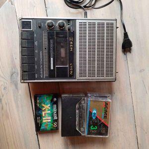 Lecteur cassettes Philips