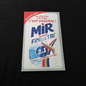 Échantillon Mir