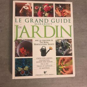 Guide du jardin