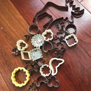 Lot emporte pieces