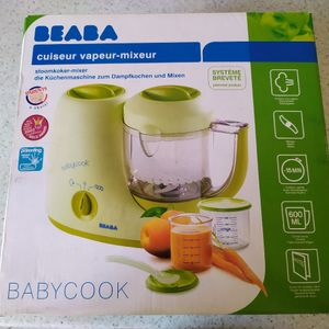 Babycook incomplet