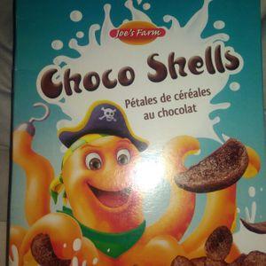 Céréale chocolat