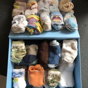 Chaussettes bébé 1er âge