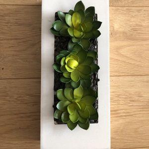Deco imitation verdure