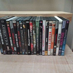 DVD thriller/policiers