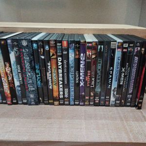 DVD science fiction/action
