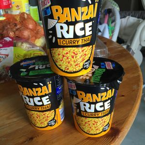 Lot box riz