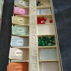 Jeu Monopoly