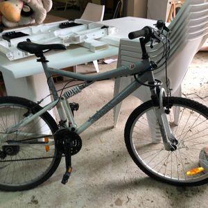 Donne vélo et carriole