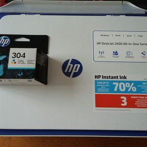 Imprimante HP Deskjet 2600