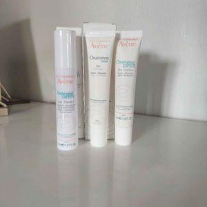 Crème pour peau acnéique