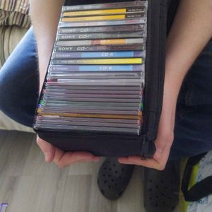 CD vierge à graver