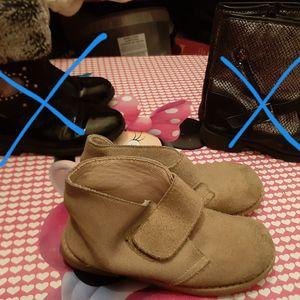 Chaussure et chausson