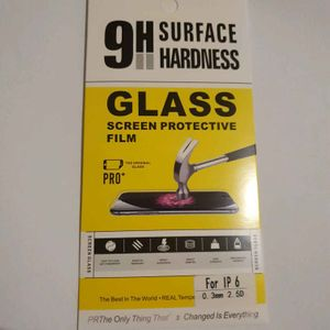 Écran en verre trempé pour Iphone 6