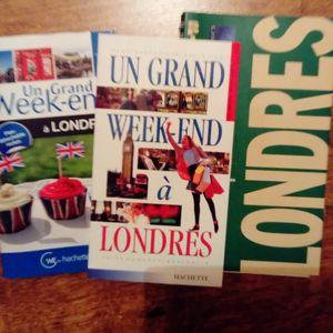 Guides touristiques pour Londres