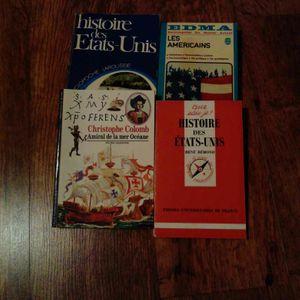 Livres sur l'histoire américaine