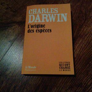 Livre de darwin
