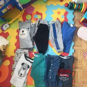 Lot vêtements taille 12 mois 74 cm garçon