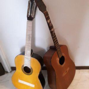 Guitare lots