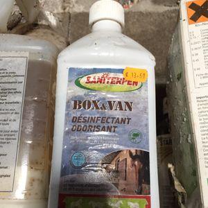 Désinfectant odorisant pour animaux (réservé)