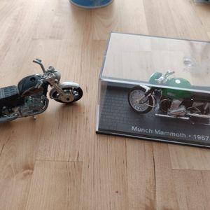Lot de petites motos