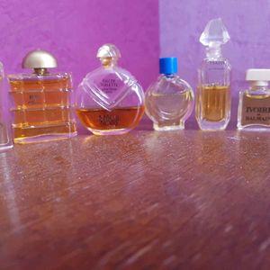 Petits parfums miniatures