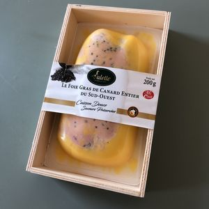 Foie gras de canard Valette