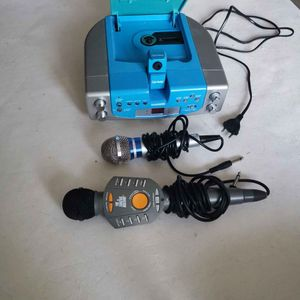 karaoke camera