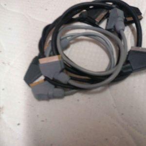 4 cable peritel