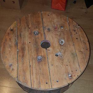 Touret table basse