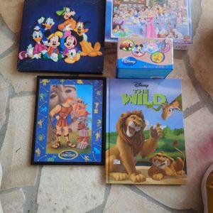 Lot enfants Disney